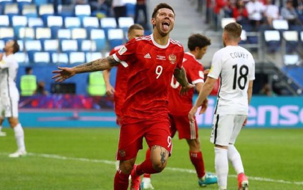 Sau 3 năm thể hiện phong độ ấn tượng, cổ động viên đội tuyển Nga có thể đặt niềm tin vào Smolov