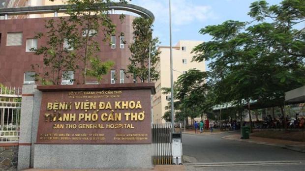 Bệnh viện Đa khoa TP. Cần Thơ.
