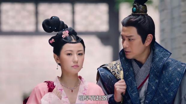 Hà Li và Nguyên Nguyệt quyết định xuất cung để gặp Trần nội thị