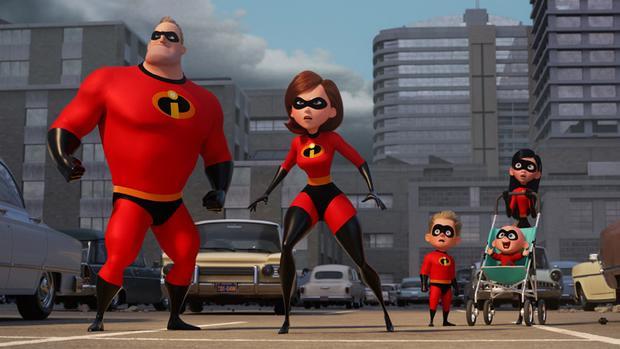 Cười rụng rún và những mỹ từ mà giới phê bình dành cho Incredibles 2 trước ngày công chiếu