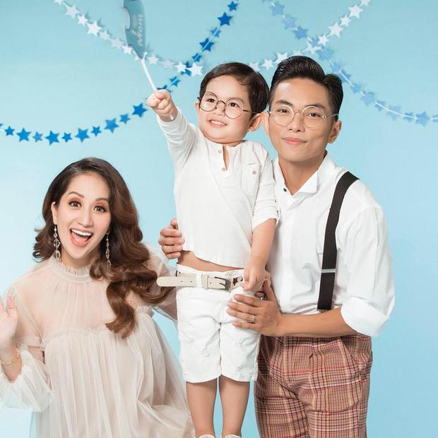 Tổ ấm nhà Khánh Thi - Phan Hiển được nhiều người ngưỡng mộ nhất nhì showbiz.