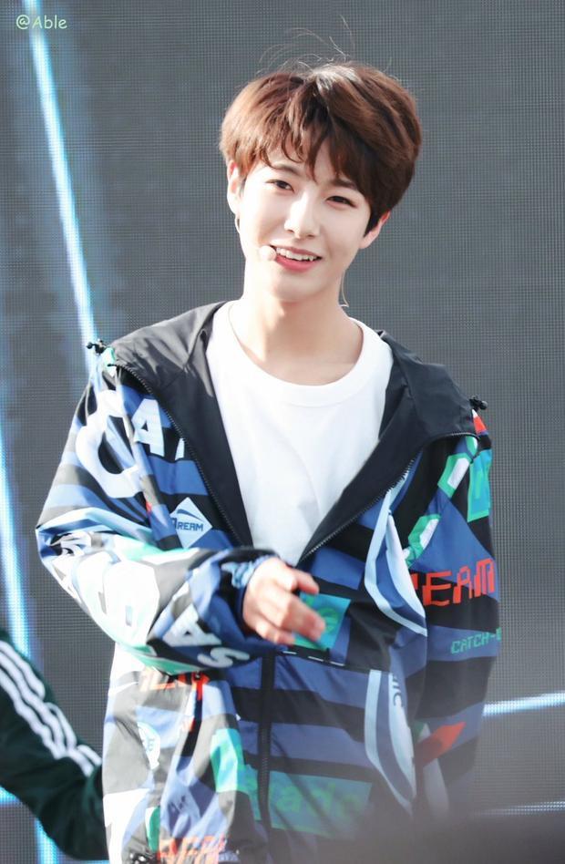 Tháng 5/2018 của Renjun.