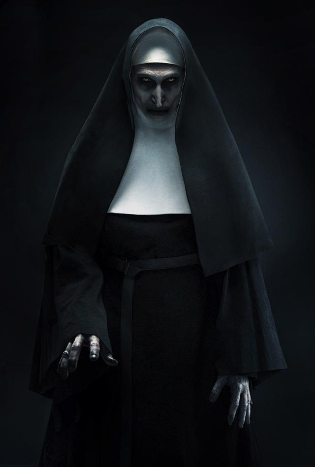 Tạo hình của Demon Nun.