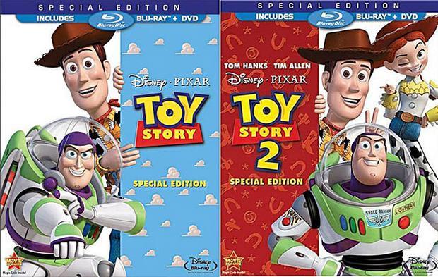 """Phần 1 và 2 của """"Toy Story"""" đã lấn át hoàn toàn bộ phim."""