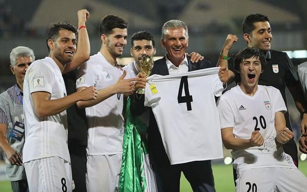Cơ hội dành cho đội tuyển Iran dường như rất thấp tại World Cup lần này