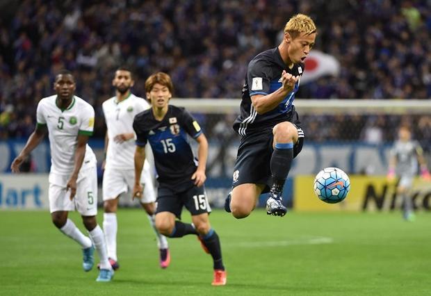 Sự chênh lệch về trình độ giữa các đội bóng trong khu vực châu Á dường như quá lớn
