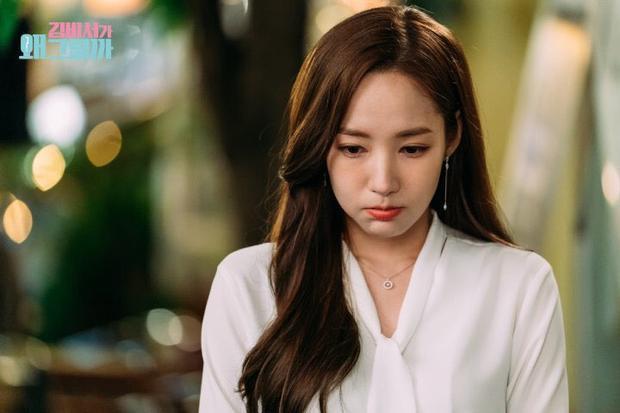 Hoàng tử bạch mã Lee Tae Hwan của Park Min Young đã xuất hiện, Park Seo Joon phải làm sao đây?