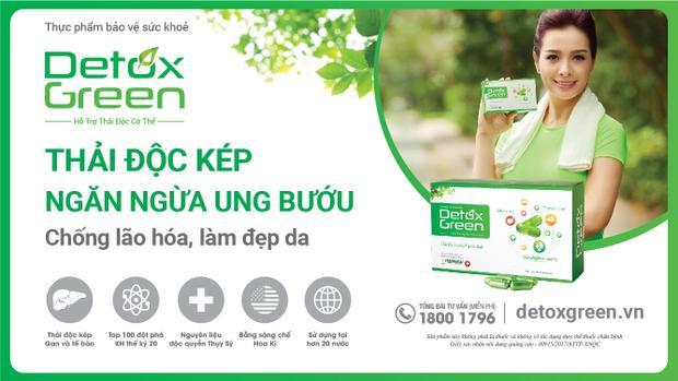 Sao Việt rầm rộ chia sẻ phương pháp thải độc kép, ngăn ngừa ung bướu