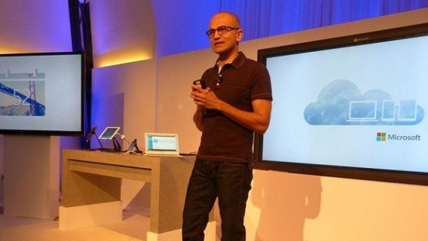 CEO mới của Microsoft là Satya Nadella tỏ ra đặc biệt thân thiện với Apple.