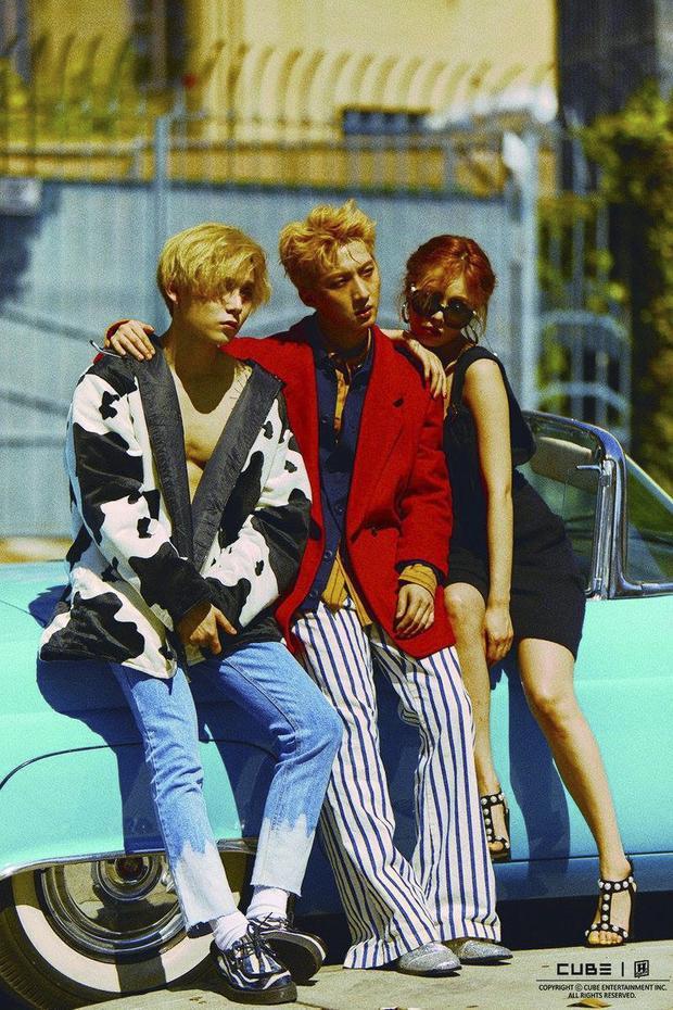 Liệu bộ 3 cá tính này có mang tới những màu sắc độc đáo cho Kpop mùa hè này? Câu hỏi này sẽ được HyunA giải đáp sớm thôi, hãy cùng chờ nhé!
