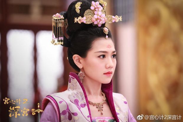 Thâm cung kế: Ơn giời, cuối cùng Châu Tú Na cũng xuất hiện để tranh đấu với Hồ Định Hân rồi!