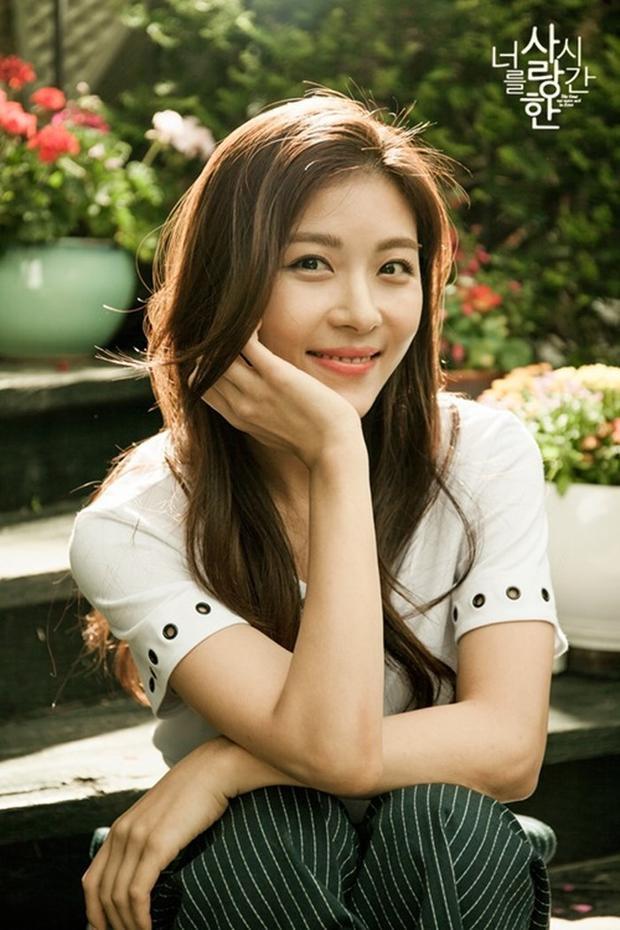 Ha Ji Won trẻ trung như mới đôi mươi.