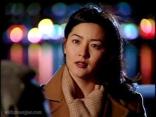 Năm 1997 khi đóng 'Medical Brothers' tạo hình của cô còn già hơn bây giờ.