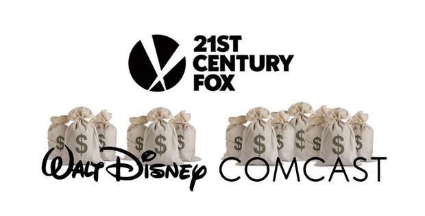 Đường về nhà của Deadpool, X-Men trở nên khó khăn khi Comcast đề xuất 65 tỷ USD mua Fox, thách thức Disney