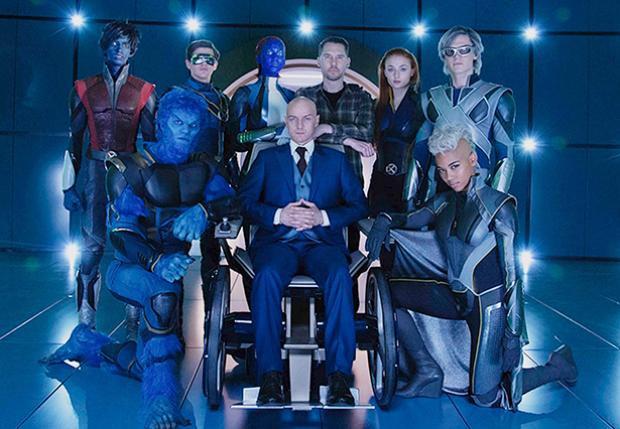 Và X-Men đều trở nên khó khăn hơn.