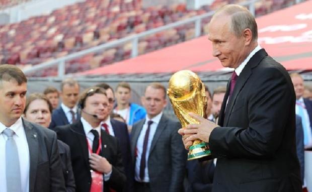Kỳ vọng của Tổng thống Putin và giới lãnh đạo Nga rất lớn nhưng ĐT Nga khó có thể đáp ứng được