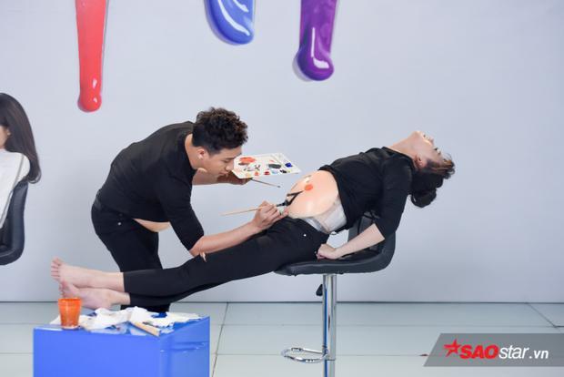 Trấn Thành  Hari Won trổ tài hội hoạ: Khả năng chỉ đến đó, không thể phức tạp hơn