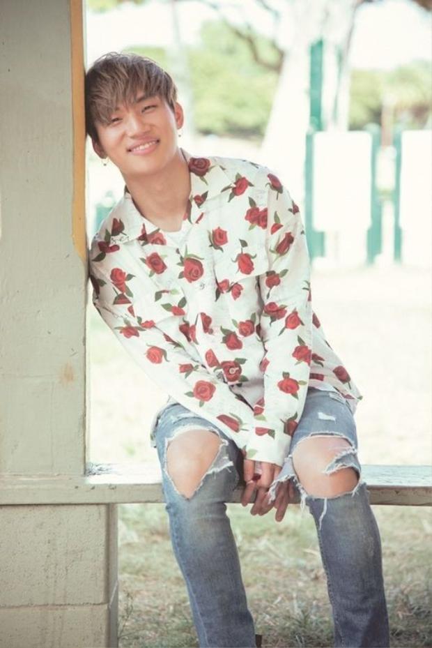 Daesung - Chàng trai sở hữu đôi mắt cười khiến hội chị em mê tít.