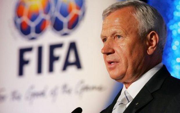 Cựu phó chủ tịch FIFA Vyacheslav Koloskov là người đóng vai trò then chốt trong kế hoạch này.