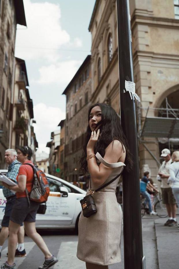 Full ảnh tình tứ của Châu Bùi  Decao ở châu Âu siêu lãng mạn