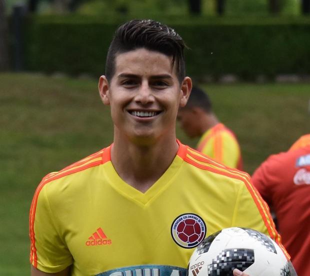 World Cup 2014 tổ chức tại Brazil là cột mốc đánh dấu sự ra đời của ngôi sao mới mang tên James Rodriguez.