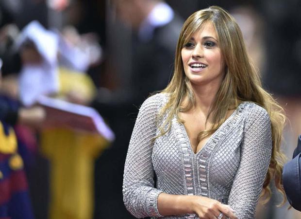 2. Antonella Roccuzzo - bà xã tiền đạo Lionel Messi (ĐT Argentian).