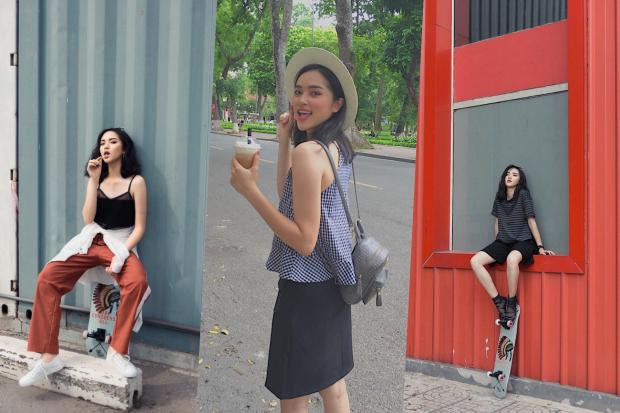 Phạm Diệu Linh hiện đang theo học cả hai trường - Đại học Sư phạm Nghệ thuật Trung ương và Cao đẳng Nghệ thuật Hà Nội với chuyên ngành sư phạm âm nhạc và thanh nhạc.