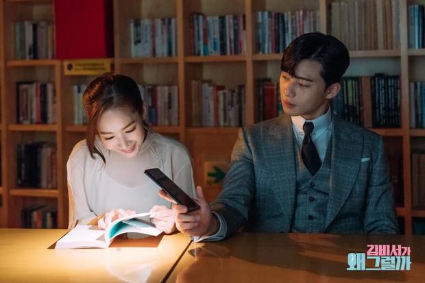 """Cuối cùng làPark Seo Joon, anh đã sáng suốt khi chọn dự án """"What's Wrong With Secretary Kim? (Thư ký Kim sao thế?)"""" cùng Park Min Young. Đây chính là bộ phim truyền hình """"hot"""" nhất đến thời điểm hiện tại."""