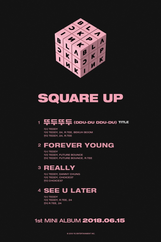 """Toàn bộ bài hát lần này đều được sản xuất bởi """"phù thuỷ âm nhạc"""" Teddy, người đã tạo nên hàng loạt bản hit cho """"gà"""" nhà YG, đặc biệt là BigBang và 2NE1."""