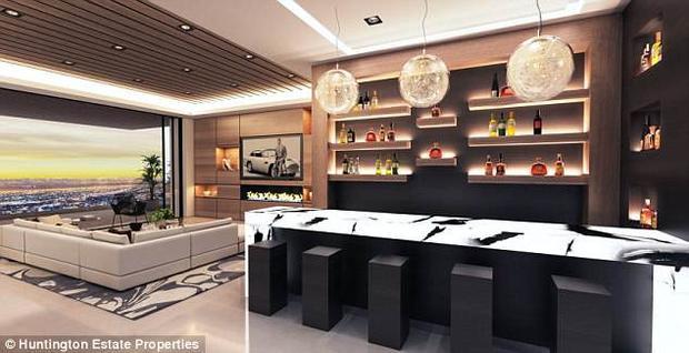 Fan choáng váng vì siêu biệt thự 11 triệu USD Justin Bieber đang nhăm nhe mua bằng được