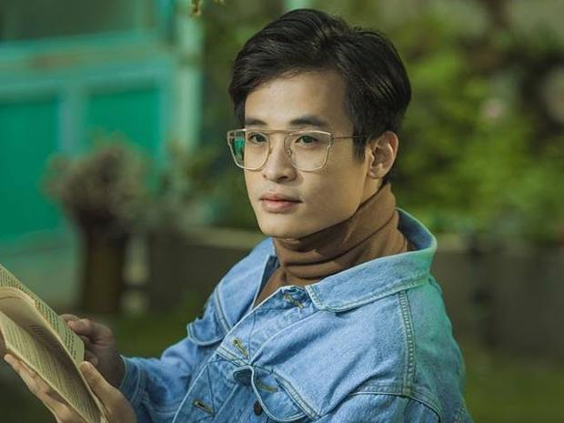 Gương mặt đậm nét lãng tử của Hà Anh Tuấn.