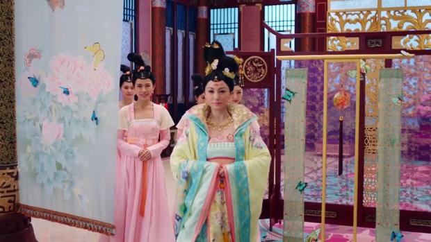 Nguyên Nguyệt giờ đã là công chúa Linh Lung của Đường triều