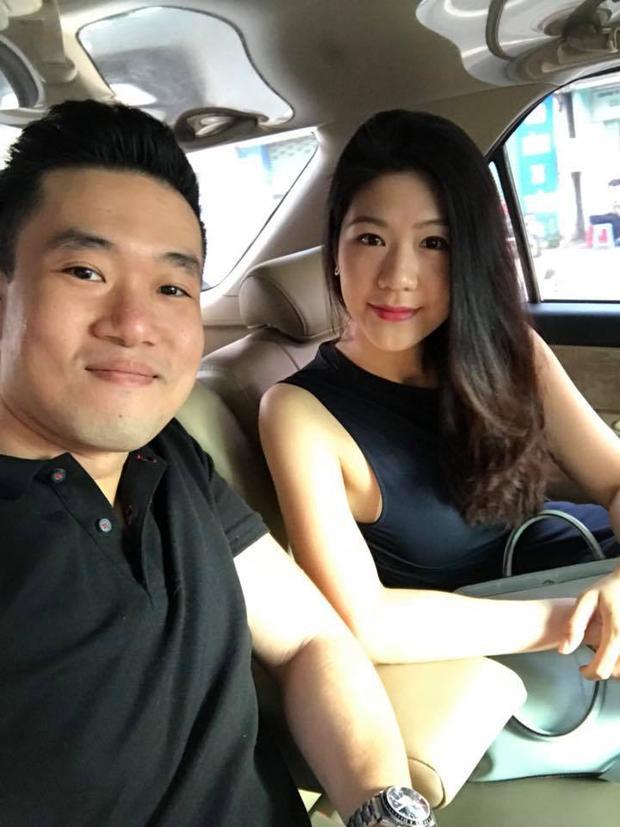 Hai vợ chồng thường xuyên đăng những bức ảnh hạnh phúc trên trang cá nhân.