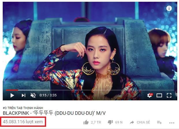 Cho đến thời điểm hiện tại, MV đã đạt hơn 45 triệu lượt xem trên YouTube.