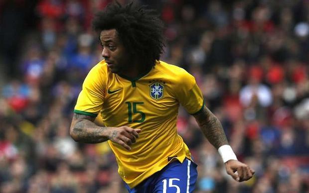 Marcelo sẽ đeo băng đội trưởng trong trận gặp Thụy Sĩ. Ảnh: Goal.com