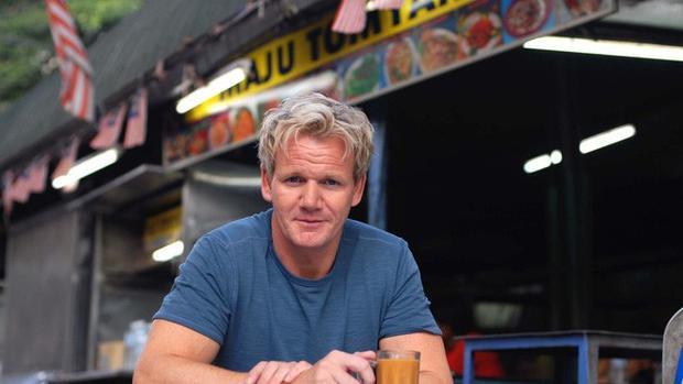 Hủ tiếu Việt Nam lên cả sóng truyền hình Mỹ và được đầu bếp lừng danh Gordon Ramsay khen ngon hết lời