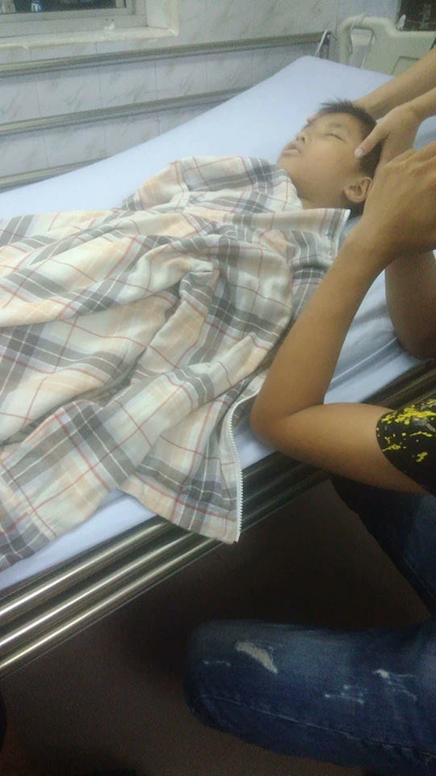 Cậu em trai của Tùng Nguyễn hiện đã qua cơn nguy kịch.