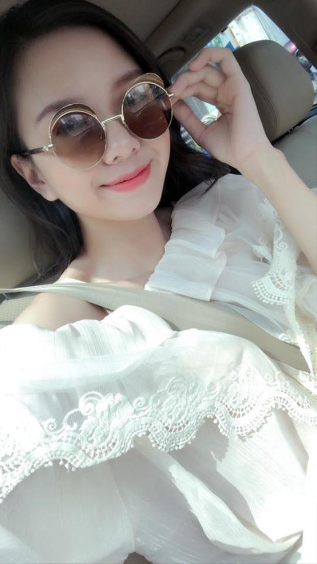 Ứng cử viên tiềm năng cho vị trí Hoa hậu Việt Nam 2018 lộ mặt mộc đẹp ấn tượng