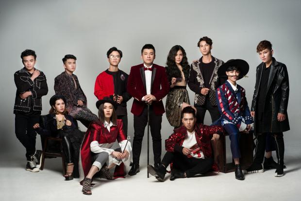 Team Lam Trường trình làng bộ hình động ấn tượng, khoe đội hình với nhiều ẩn số đáng gờm!