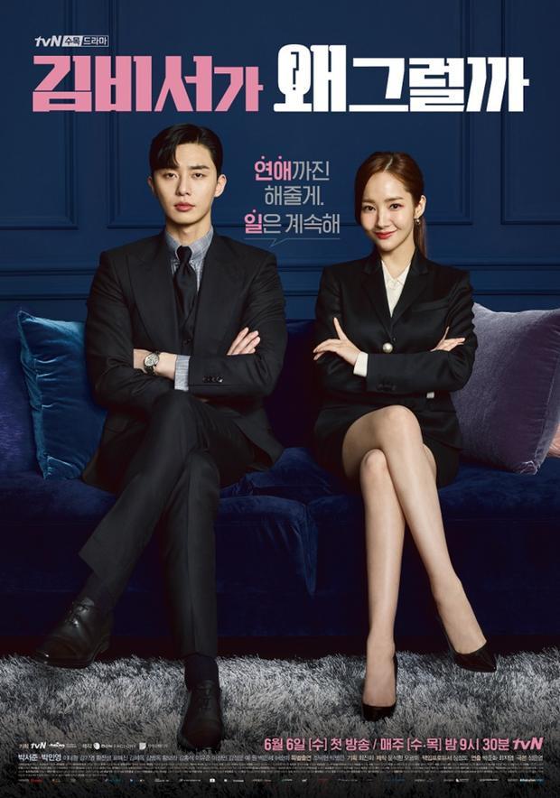 Lý giải sức hấp dẫn của Whats Wrong with Secretary Kim, bộ phim đang làm mưa làm gió nhất hiện nay