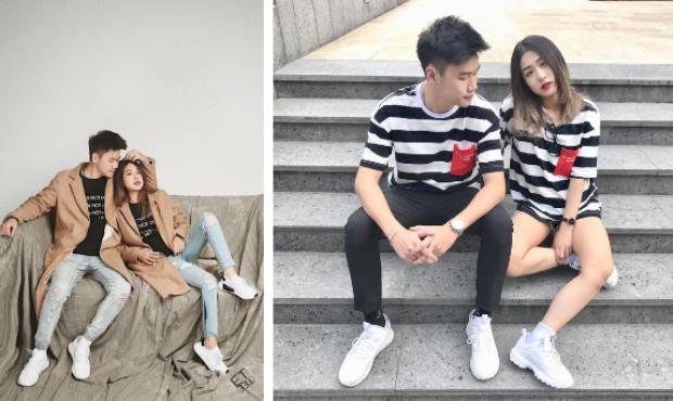 Tùng Sơn - Trang Lou là cặp đôi đẹp trong giới trẻ.