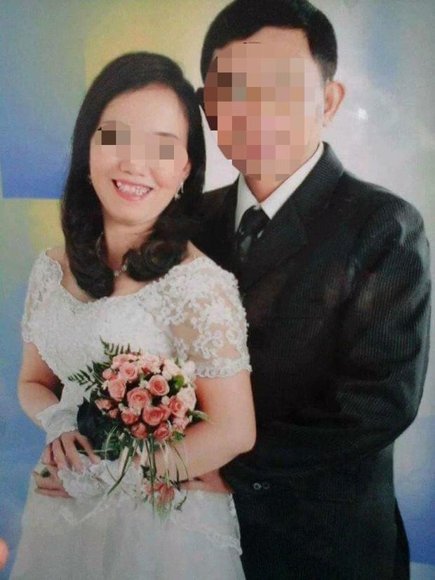 Người mẹ kế nghi đã đánh đập con riêng của chồng.