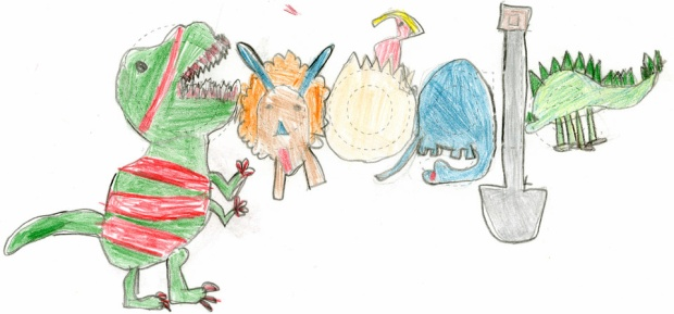 """Bức vẽ biểu tượng Google cách điệu đạt giải trong cuộc thi với chủ đề """"Ai tạo cảm hứng cho tôi?"""""""