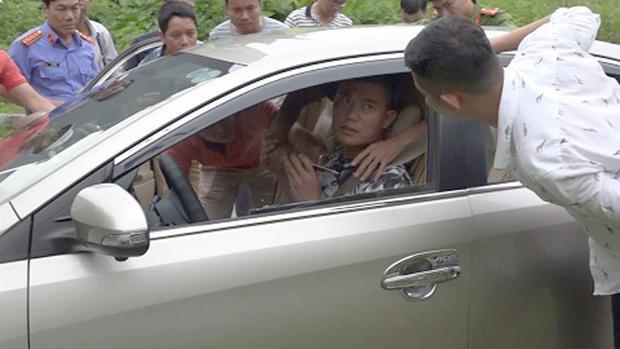 Tài xế bị nghi phạm sát hại từ phía sau.