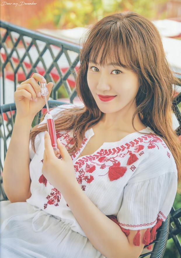 Nhiều ý kiến cho rằng chỉ cần để tóc dài, Yuri đã lấy lại vẻ xinh đẹp.