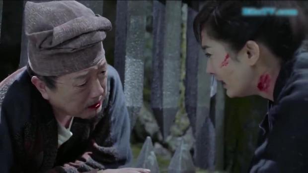 Chu thúc vì cứu Phù Dao mà mất mạng