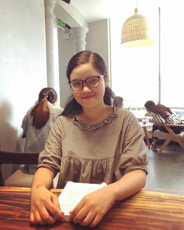 Thủ khoa khoa Báo chí & Truyền thông ĐH KHXH&NV TP.HCM 2017: Nguyễn Vũ Nguyên An.