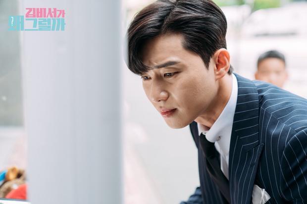 Trước khi lên sóng tập 5, người xem bấn loạn trước biểu cảm đáng yêu của Park Seo Joon dành cho Park Min Young