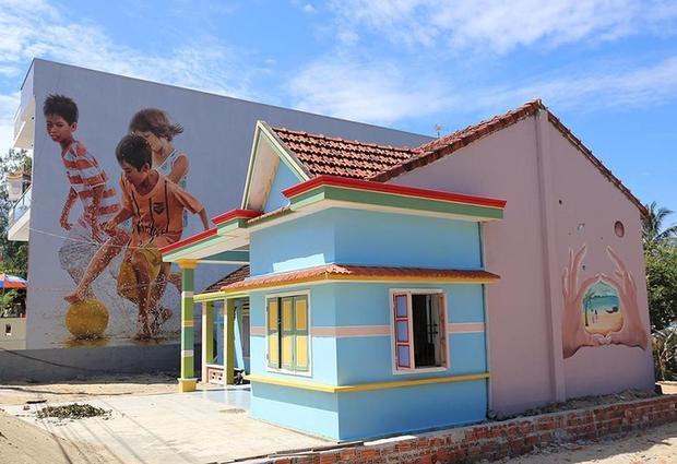 Tiếp tục dự án, trong tháng 5, các họa sỹ Hàn Quốc quay lại Tam Thanh cùng sinh viên mỹ thuật Việt Nam vẽ thêm 30 bức bích họa và sơn mới 50 căn nhà.