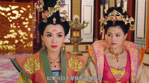 Trịnh Chiêu Nghi trong Thâm cung kế là phép lai giữa Lưu Tam Hảo và Hiền phi của Cung tâm kế?